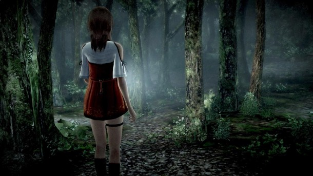 Fatal Frame Maiden of Black Water