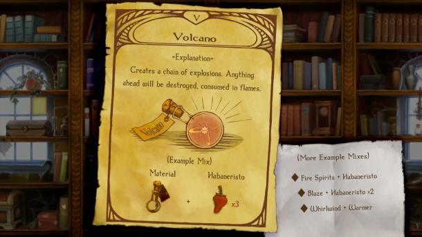 Odin Sphere Leifthrasir | Volcano Formula