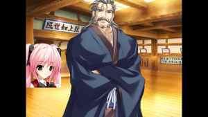 Beat Blades Haruka Master Shihoudou