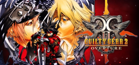 Guilty Gear 2 Overture Header