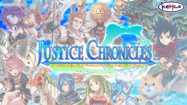 Justice Chronicles Feature