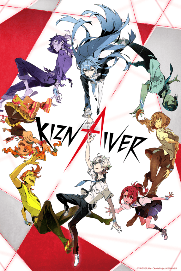 Kiznaiver | Key Visual