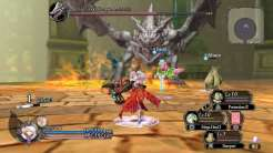 Nights of Azure   Boss Battle 1