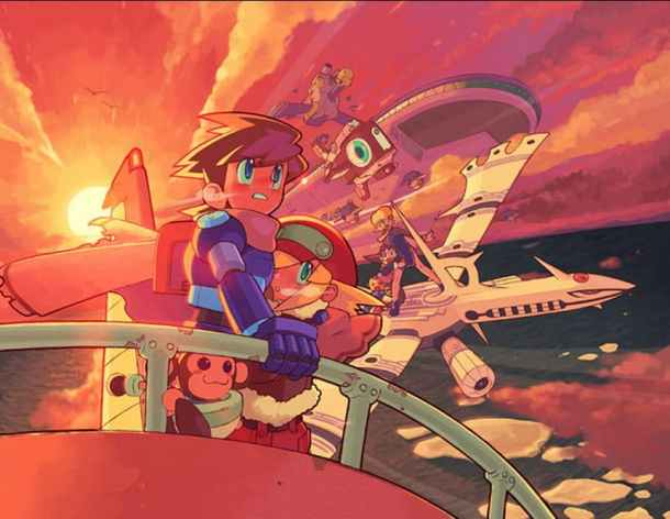 Mega Man Legends 2 | Featured