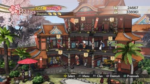 Samurai Warriors 4 Empires   15