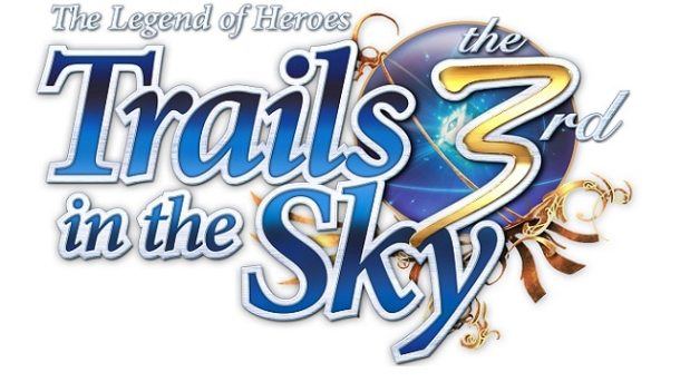 The Legend of Heroes- Trails in the Sky 3rd - LOGO