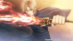 Tokyo Babel Flaming Sword
