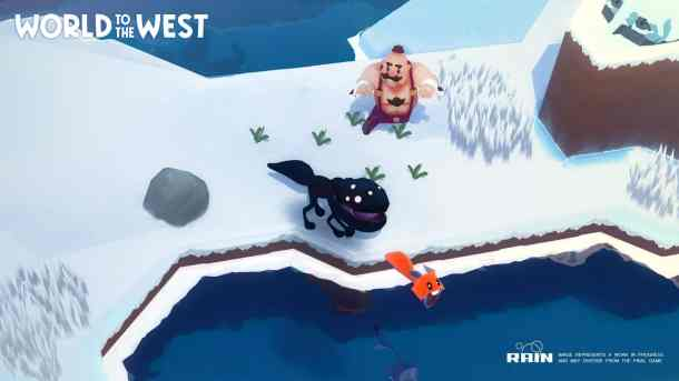 Worl to the West screens
