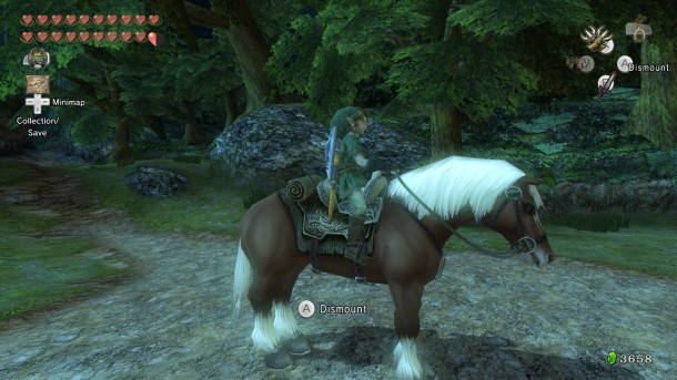 The Legend of Zelda: Twilight Princess HD | Epona