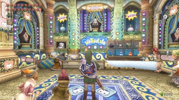 The Legend of Zelda: Twilight Princess HD | Malo Mart Castle Town Branch