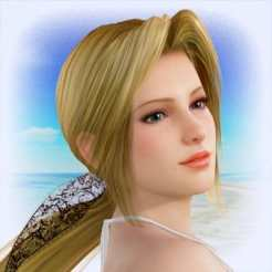 dead or alive xtreme face12