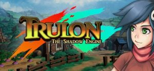 Trulon: The Shadow Engine | Cover
