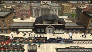 Bounty Train   Town