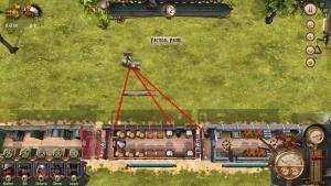 Bounty Train   Standard Battle