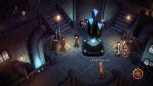 Trulon: The Shadow Engine | City