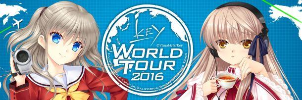 VisualArts/Key   World Tour 2016