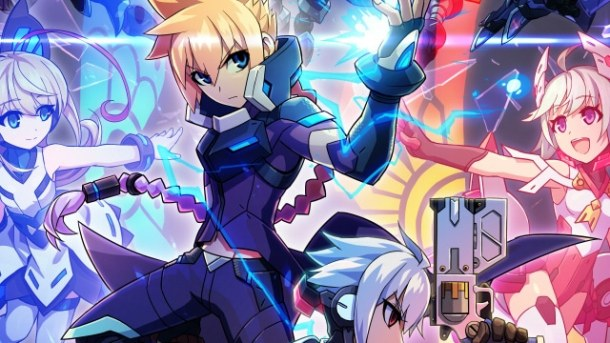 Azure Striker Gunvolt 2 Featured