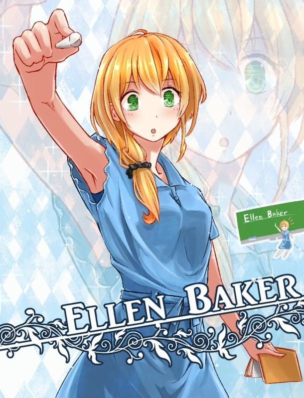 Ellen Baker   Fan Art 5