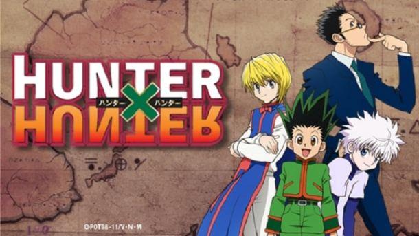 Viz Media | Hunter X Hunter