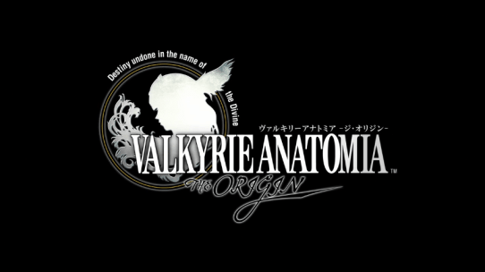 Valkyrie Anatomia  -The Origin- logo