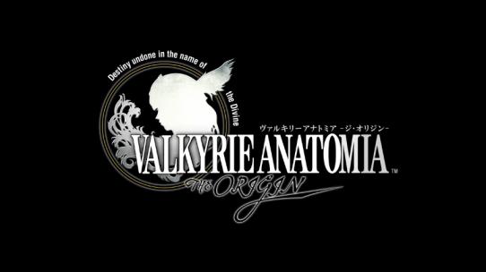 Valkyrie Anatomia  -The Origin- logo