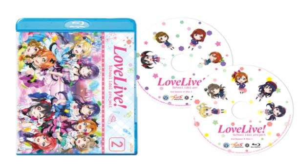 love live 2nd season