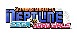 Superdimension Neptune VS Sega Hard Girls | Logo