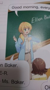 New Horizon | Ellen Baker