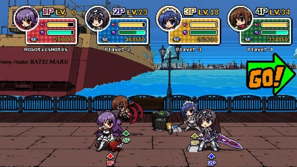 phantom breaker | Degica games