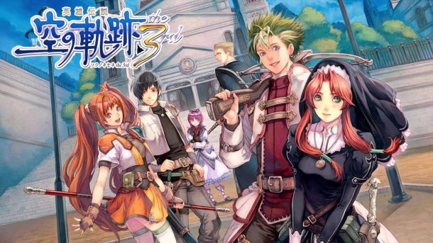 Trails in the Sky the 3rd Evolution
