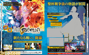 Fate Extella Famistu