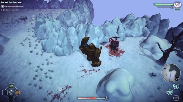 Goliath | Snow Combat