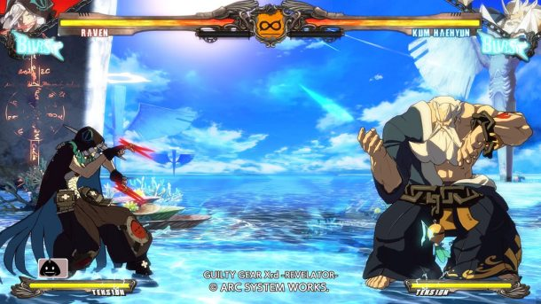 Guilty Gear Xrd Revelator | Raven