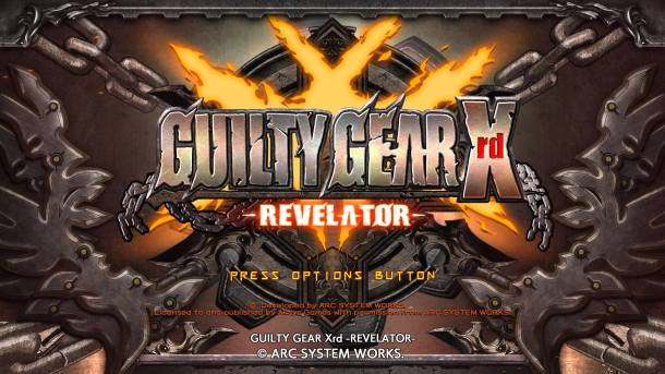 2016 Oprainfall Awards | Guilty Gear Xrd -Revelator-