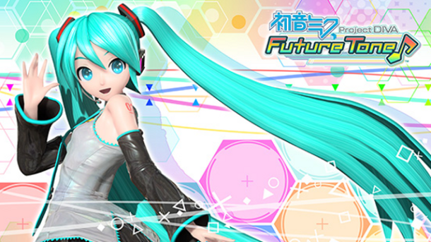 Hatsune Miku Future Tone | Featured