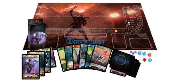 Ophidian 2360 play set