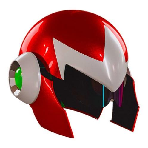 Proto Man Helmet 4