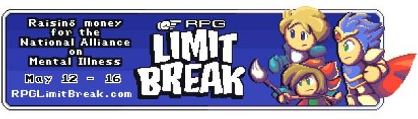 RPG Limit Break banner