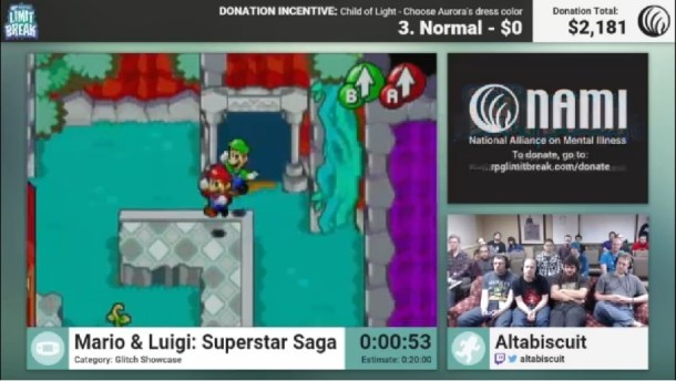 RPG Limit Break live