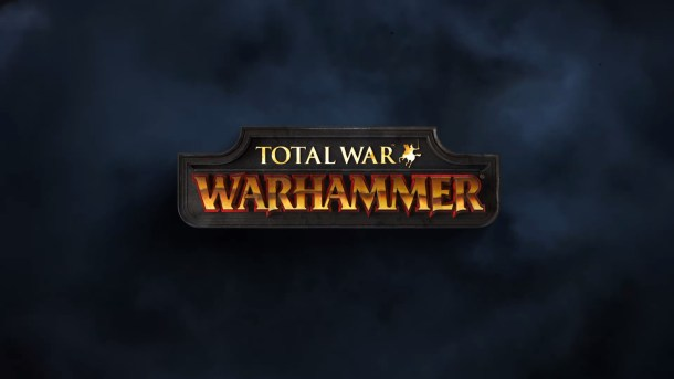 Total War Warhammer Title Screen