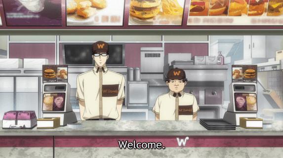 sakamoto fast food
