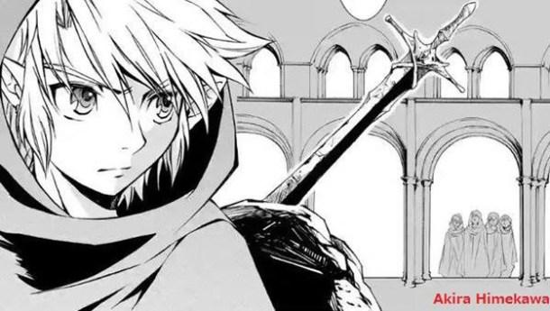Legend of zelda manga