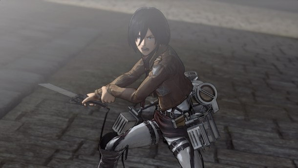 Attack on Titan | Blade