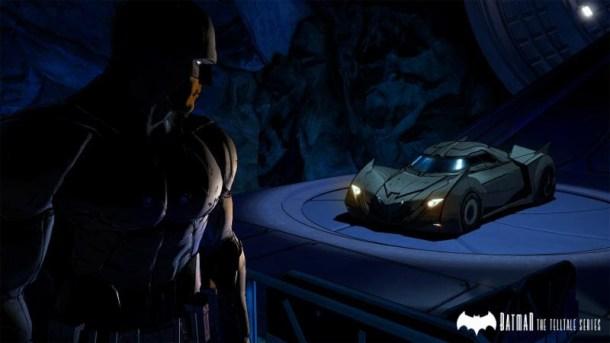 Batman - The Telltale Series | Bat Cave