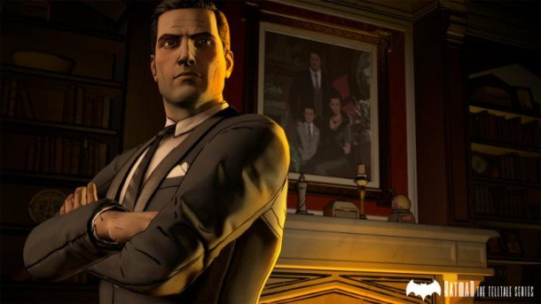 Batman - The Telltale Series | Bruce Wayne