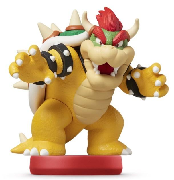 Bowser Amiibo - Mario Set