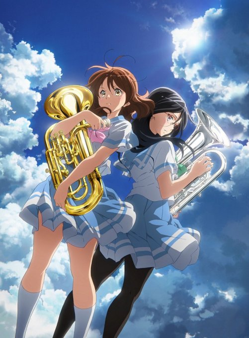Sound! Euphonium 2 visual