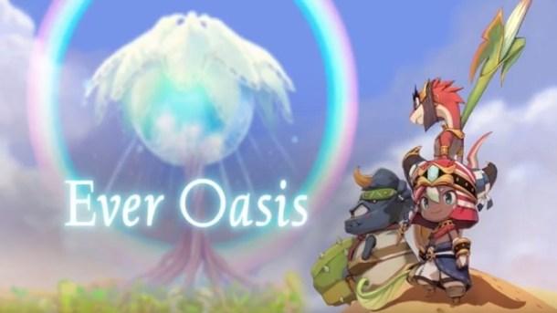 Nintendo Download   Ever Oasis