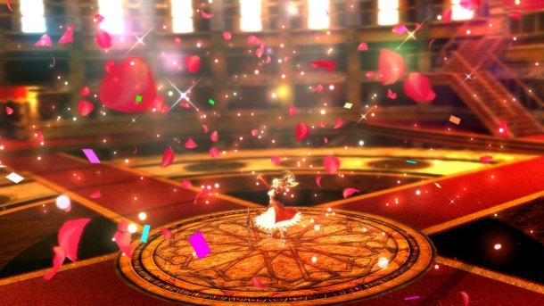 Fate/EXTELLA: The Umbral Star | Nero Screenshot 1 | fate extella