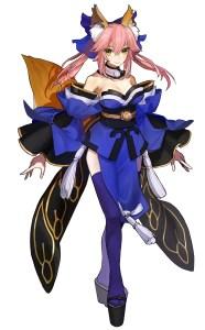 Fate/EXTELLA: The Umbral Star | Tamamo